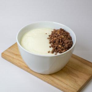 Bílý jogurt